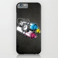 Graffiti Bombing iPhone 6 Slim Case