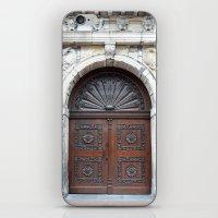 Dutch door iPhone & iPod Skin