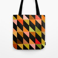 Autumn Triangles (2013) Tote Bag