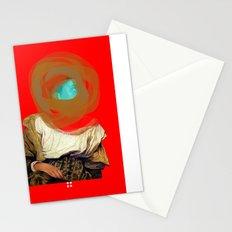 Delacroix Masked Stationery Cards