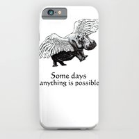iPhone & iPod Case featuring Some Days by Cathie Tranent