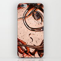 LE REGARD iPhone & iPod Skin