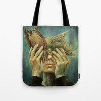 With one Stone. Tote Bag