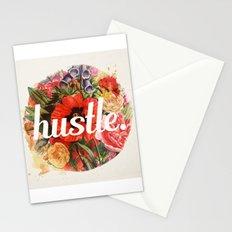 hustle. Stationery Cards