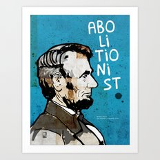 U.S. Presidents: Abraham Lincoln Art Print