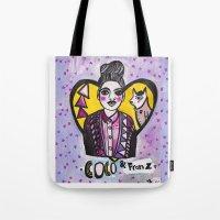 Coco & Franz Tote Bag