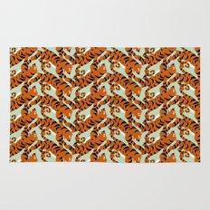 Tiger Conga pattern Rug