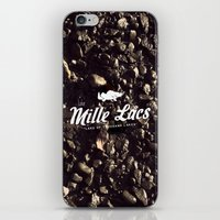 LAKE MILLE LACS iPhone & iPod Skin