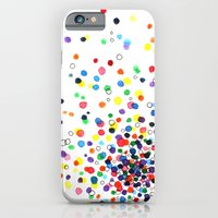 iPhone & iPod Case featuring Sunspots by Amanda Brown