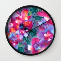 Tropicallista Wall Clock