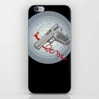 BANDIT LOVE iPhone & iPod Skin