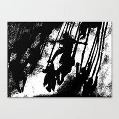 Adrenaline Canvas Print