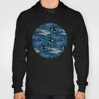 Beautiful Ocean Giants - teal Hoody