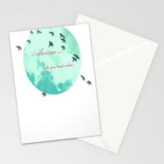 Cinderella's Song Stationery Cards
