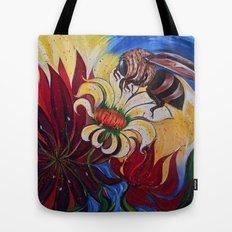 Bee's Rejoice Tote Bag