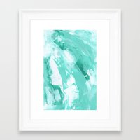 Abstract 1007 Framed Art Print