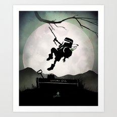 Fett Kid Art Print