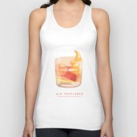 Old Fashioned Unisex Tank Top