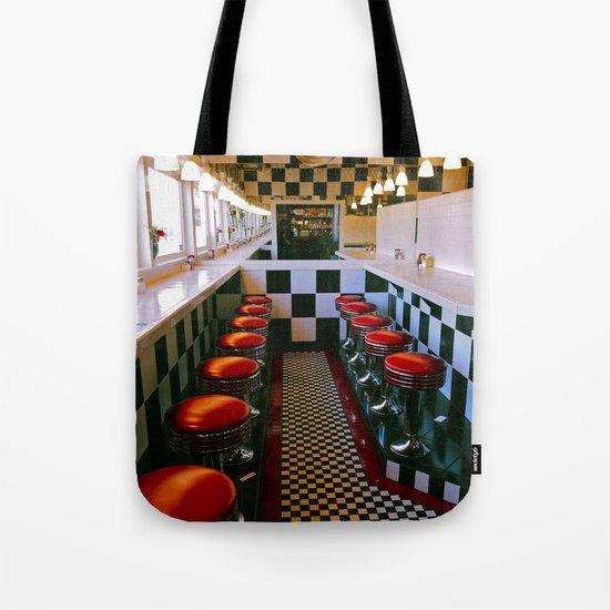 Diner classic Tote Bag