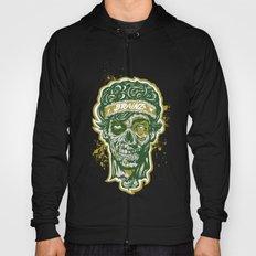 Brainz Zombie Print Hoody