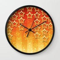 Is Christmas Coming? Wall Clock
