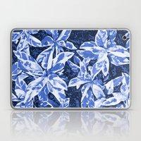 Aloha Blue Laptop & iPad Skin