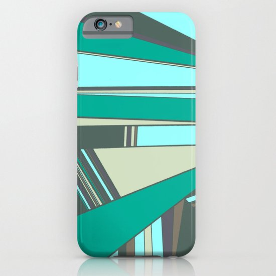 Triangles and Stripes iPhone & iPod Case