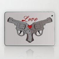Love Guns Laptop & iPad Skin