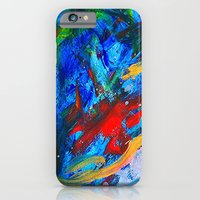 iPhone & iPod Case featuring Winter In Russia by Ming Myaskovsky
