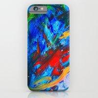 Winter In Russia iPhone 6 Slim Case