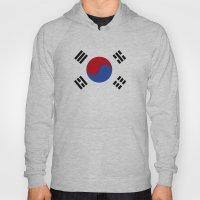 South Korean Flag  Hoody