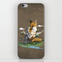 Clean the World II iPhone & iPod Skin