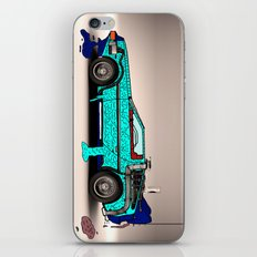 Back to the Future - Zombie edition iPhone & iPod Skin