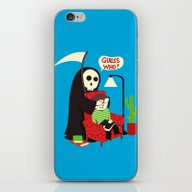 Guess Who iPhone & iPod Skin