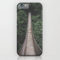 iPhone & iPod Case featuring Lynn Valley IV (color) by Luke Gram