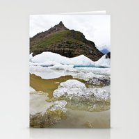With A Side Of Ice. Stationery Cards