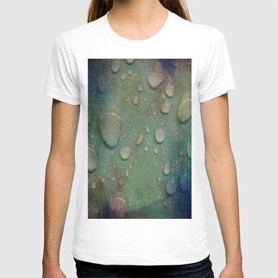Drops and Texture T-shirt