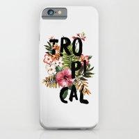 Tropical I iPhone 6 Slim Case