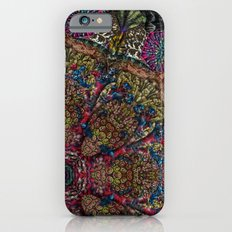 Psychedelic Botanical 9 Slim Case iPhone 6s