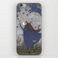 Violetta Dreaming iPhone & iPod Skin