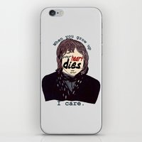 The Breakfast Club - Ally iPhone & iPod Skin