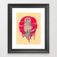 Hoping Framed Art Print