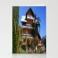 Swiss All The Way Stationery Cards