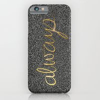 iPhone & iPod Case featuring Always by the bocket store