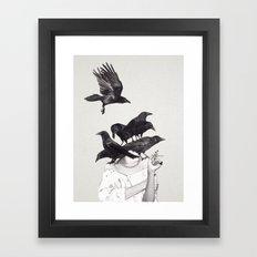 Neither Poor Nor Innocen… Framed Art Print