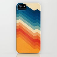 iPhone 5s & iPhone 5 Cases featuring Barricade by Tracie Andrews