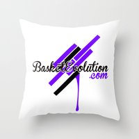 Freestyle Design Staz Throw Pillow