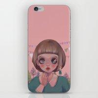 Hello, Miss Bunny iPhone & iPod Skin