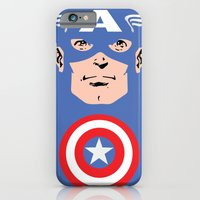 Captain A iPhone 6 Slim Case