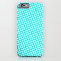 BLUE DOT iPhone 6 Slim Case